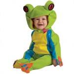 Baby Cute Frog Costume