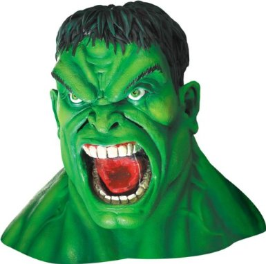 Incredible Hulk Costumes
