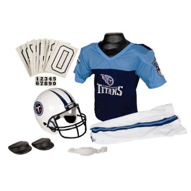Tennessee Titans Costume for Halloween
