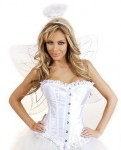 Sexy angel lingerie costume