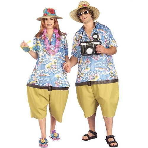 Couples Tacky Traveler Costumes - Best Costumes for Halloween