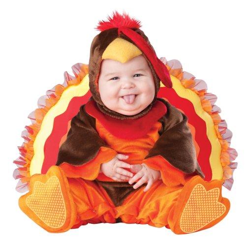 Infant Turkey Gobbler Costume
