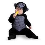 Infants Gorilla Halloween Costume