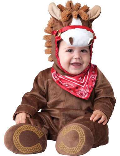 Infants Playful Pony Horse Halloween Costume