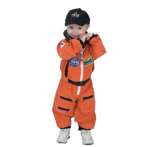 NASA Jr Astronaut Suit Halloween Costume
