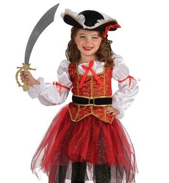 Princess Of The Seas Costume