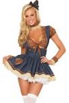 Sexy Scarecrow Halloween Costumes