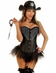 Sexy Sheriff Halloween Costumes