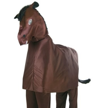 Two Person Horse Costumes for Halloween