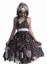 Womans Zombie Housewife Costume