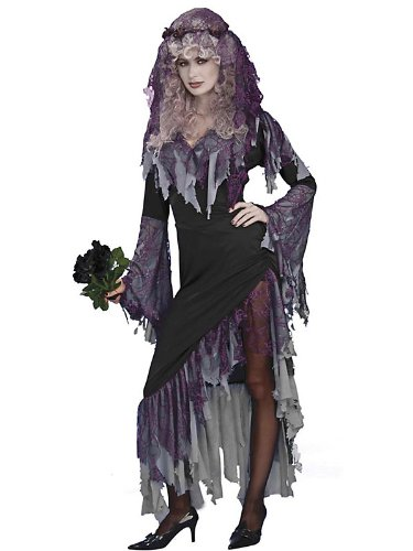 Zombie Bride Costume Ideas