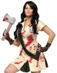 Zombie Hunter Halloween Costumes