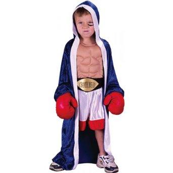 Kids Boxer Halloween Costumes