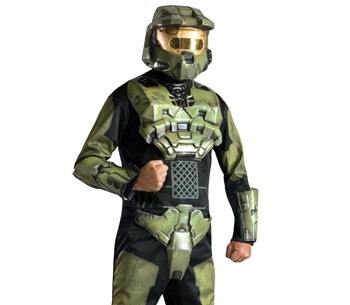 Kids Halo Halloween Costumes