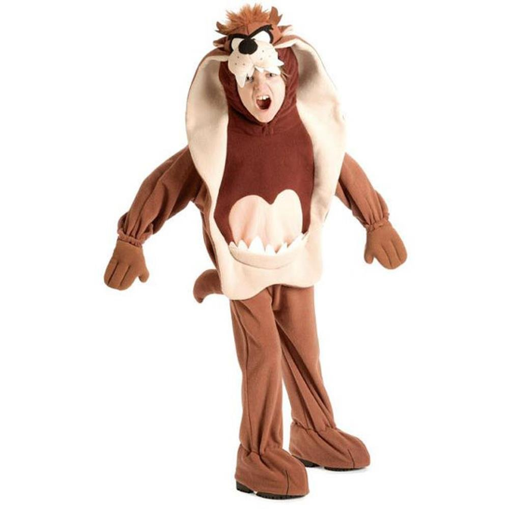 Adults and Toddlers Tasmanian Devil Halloween Costumes