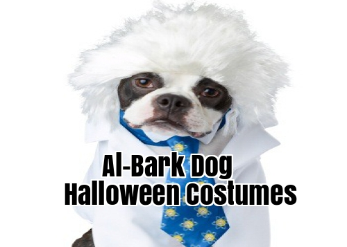 Al-Bark Dog Halloween Costumes