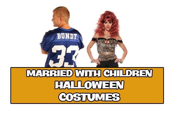Al and Peg Bundy Halloween Costumes Married With Children