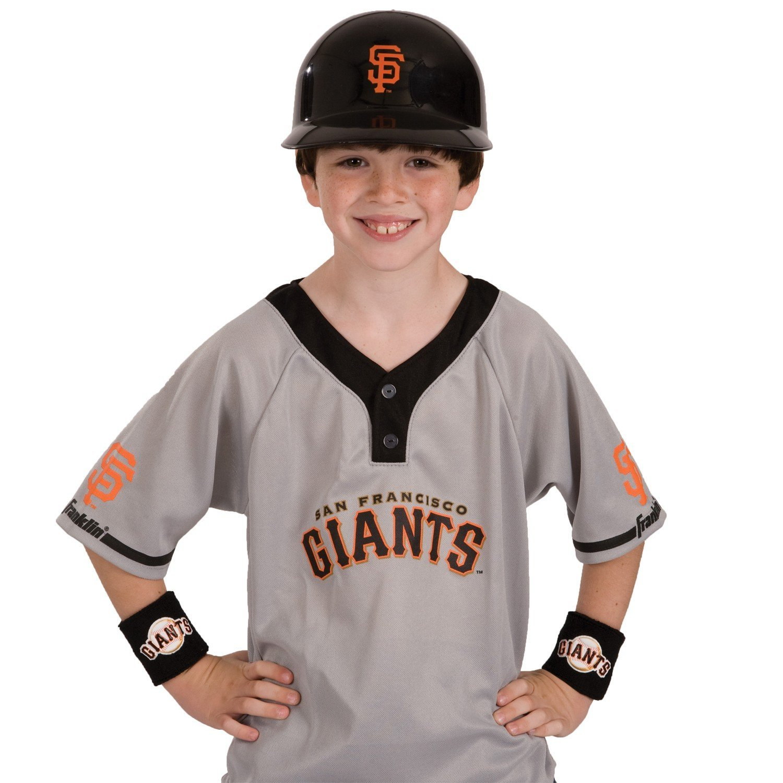 Child MLB Baseball Uniform Halloween Costumes