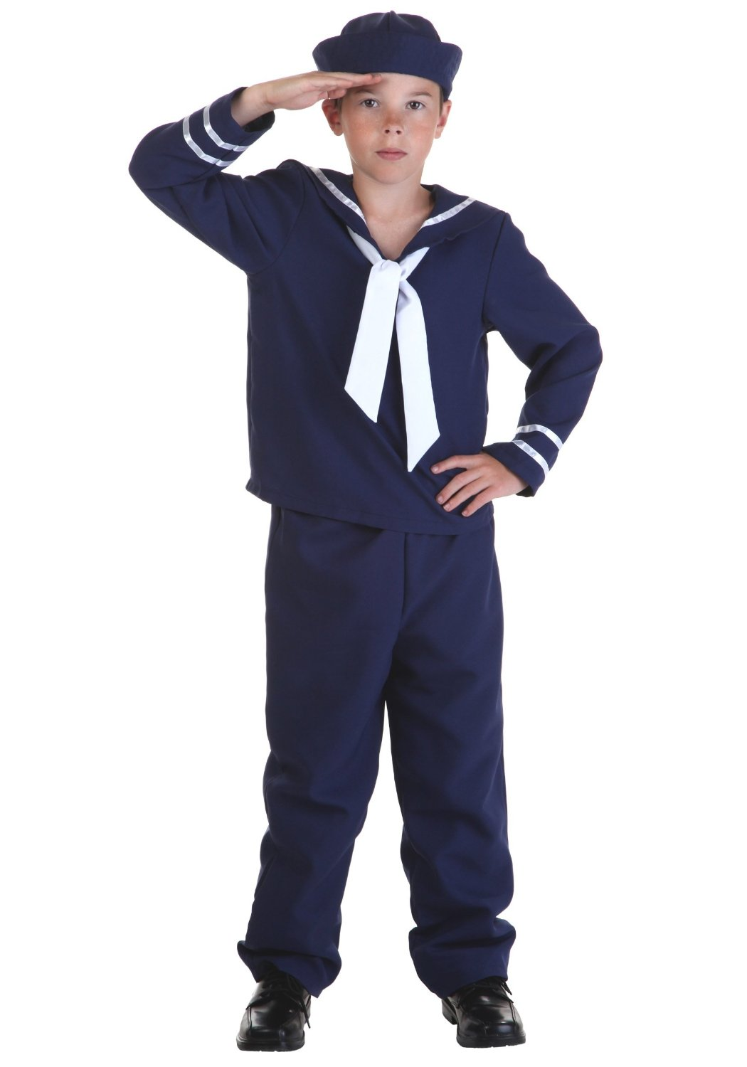 Children Sailor Halloween Costumes