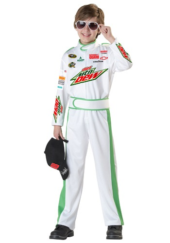 Dale Earnhardt Junior Halloween Costumes