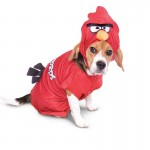 Dogs Angry Birds Halloween Costumes