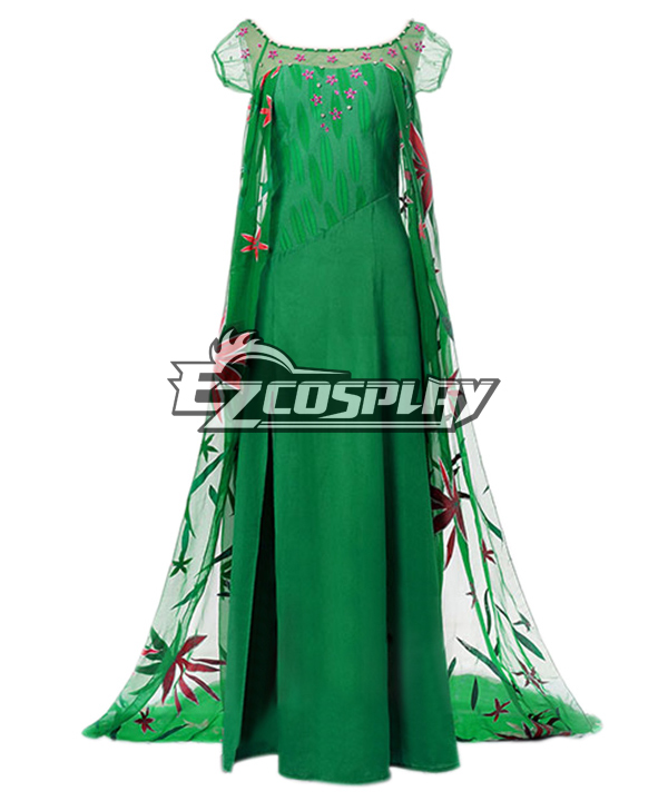 Elsa Dress Frozen Fever