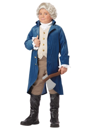 George Washington Halloween Costumes