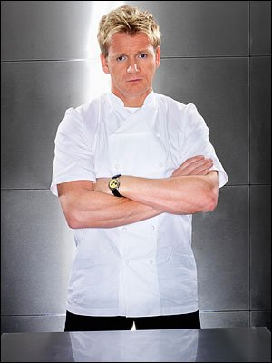 Gordon Ramsay Halloween Costume Ideas