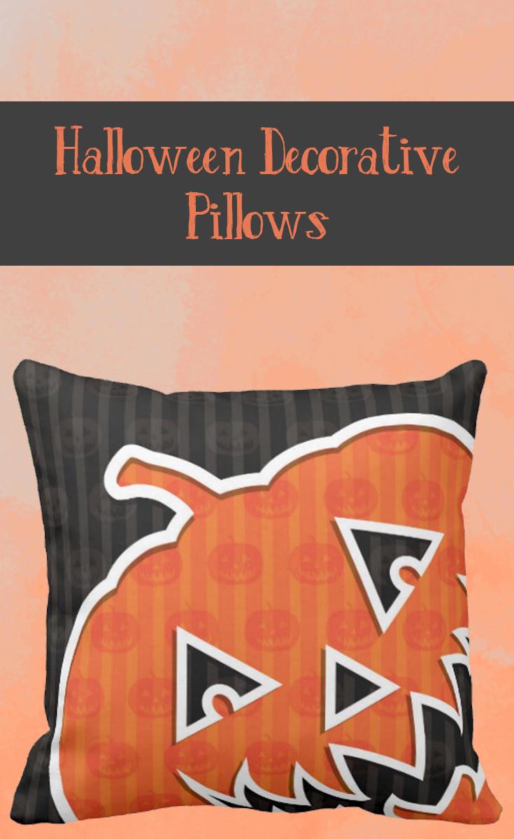 Halloween Decorative Pillows