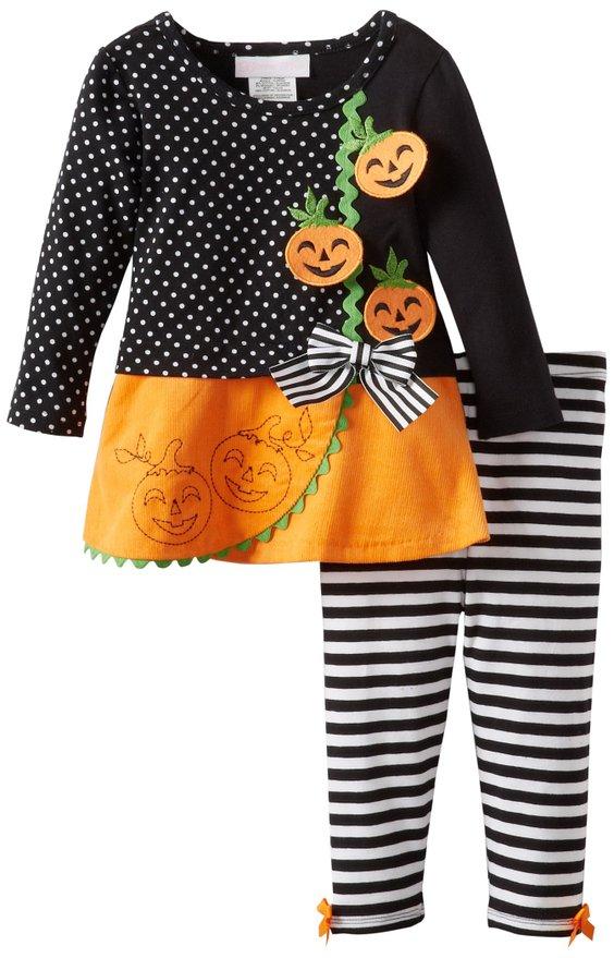 Halloween Pumpkin Outfit