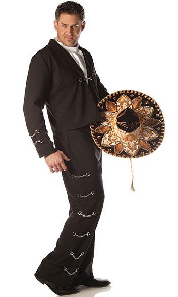 Mariachi Musician Costume