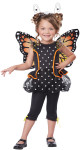 Girls Butterfly Halloween Costume