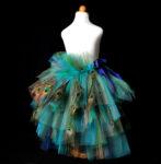 Peacock Costume Adult