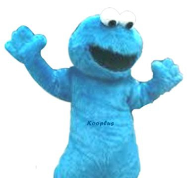 Sesame Street Cookie Monster Halloween Costumes