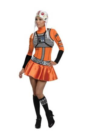 Sexy Star Wars Halloween Costumes