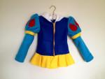 Disney Princess Handmade Halloween Hoodie Shirts