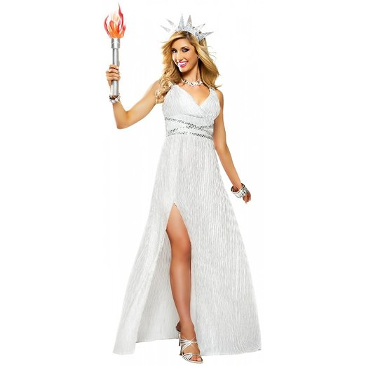 Statue of Liberty Halloween Costumes