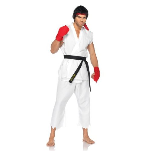 Street Fighter Video Game Character Costumes