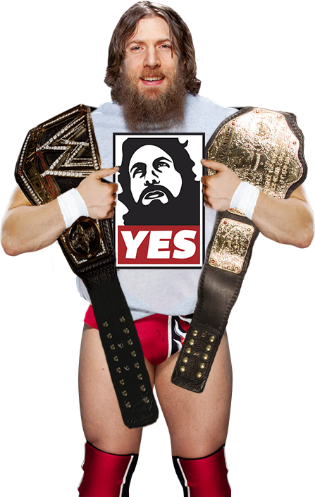 WWE Daniel Bryan Halloween Costume Ideas