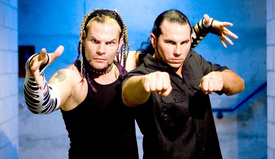 WWE Hardy Boys Halloween Costumes