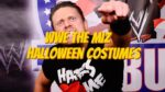 WWE Miz Halloween Costumes