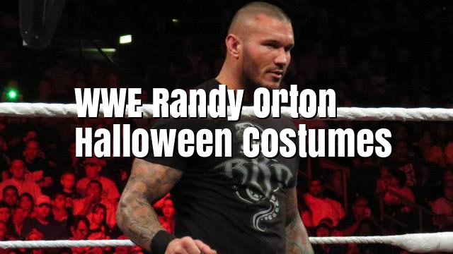 WWE Randy Orton Halloween Costumes