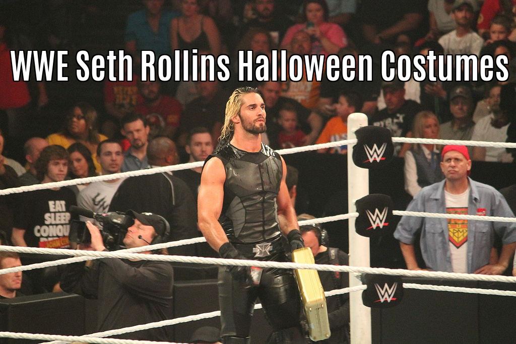 WWE Seth Rollins Halloween Costumes