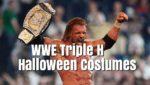 WWE Triple H Halloween Costumes