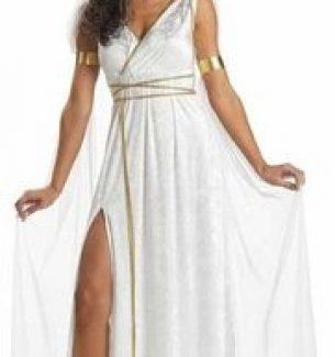 Greek Goddess Halloween Costume