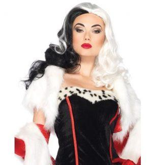 101 Dalmatians Cruella DeVille Halloween Costumes