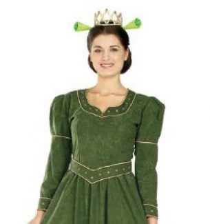 Shrek and Fiona Couples Costumes for Halloween
