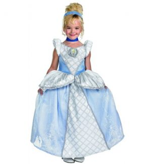 Cinderella Halloween Costumes for Girls