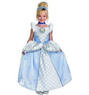 Cinderella Halloween Costumes for Girls