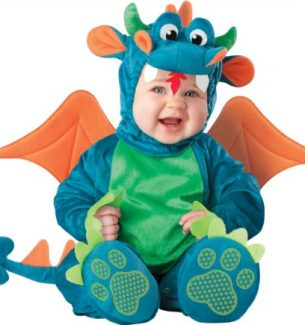 Toddler Dragon Halloween Costumes